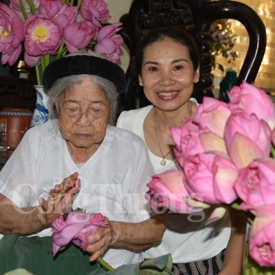 VĂN HÓA Trà sen Hồ Tây: Lưu giữ nét văn hóa người Hà Nội