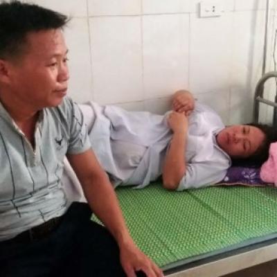 Thai nhi tử vong với vết thương trên cổ, người nhà tố bác sĩ